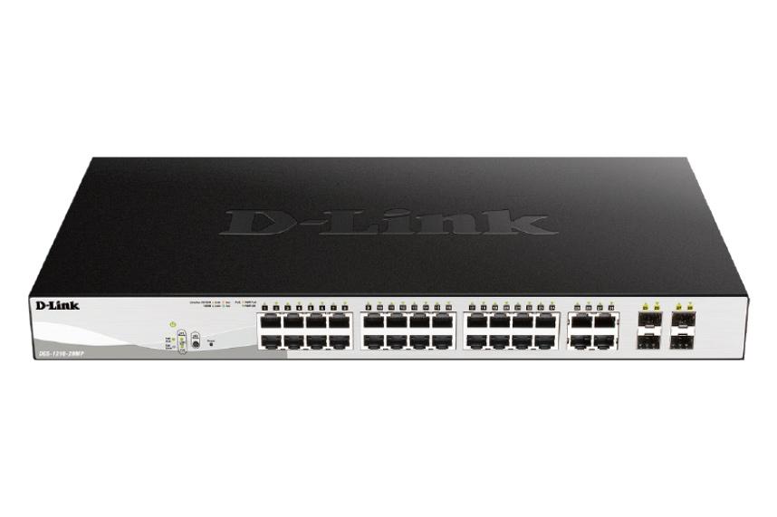 DGS-1210-28MP/F2